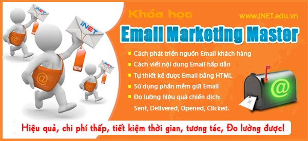 HỌC EMAIL MARKETING MASTER